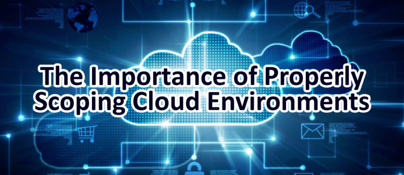 Scoping Cloud Environments
